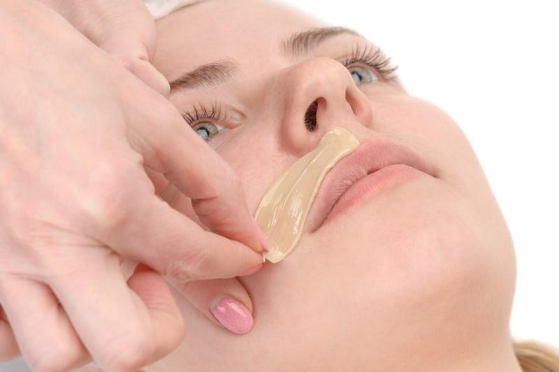Восточный рецепт средства, которое удалит нежелательные волосы на лице