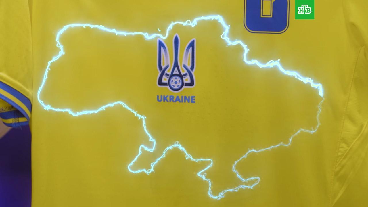 В Кремле отреагировали на «украинский Крым» на футболках футболистов, но вот на Украине ждали другую реакцию