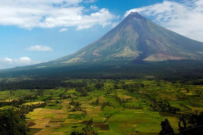 Вулкан Майон | Мир путешествий