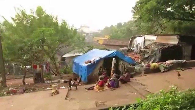 Индия - отдельная песня. Гоа грязь, изнанка, курорты, нищета, путешествия, трущобы