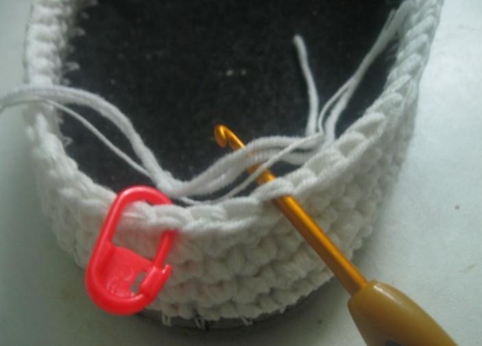 Вязаные крючком мокасины на подошве: подробный мастер-класс