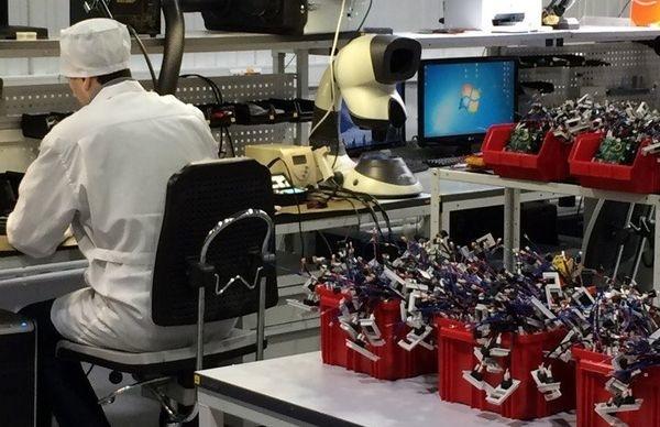 Завод МЭМС-датчиков открыт в Курской области