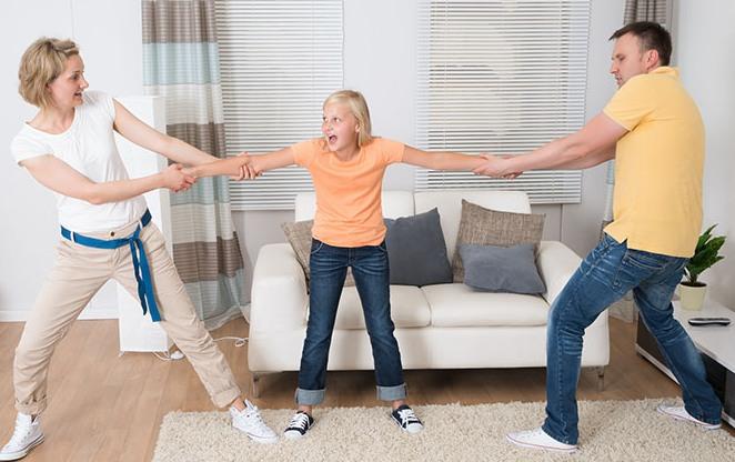 Проживание ребенка с отцом после развода
