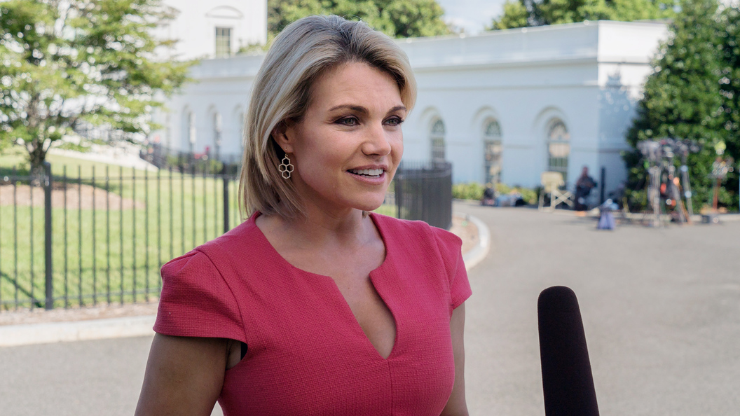 Сказки девушки Госдепа: Хизер Науэрт продолжает рассказывать небылицы о Крыме