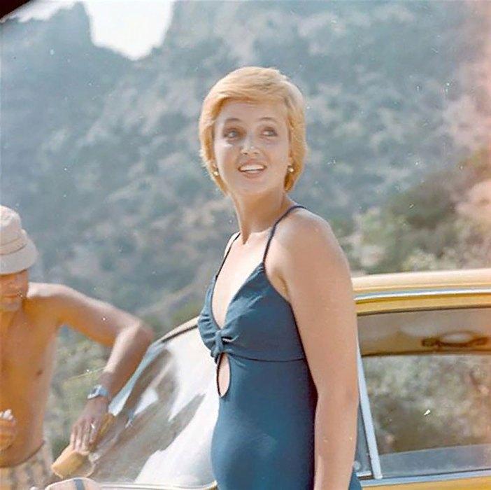 Елена Проклова, Наталья Фатеева и еще 8 красавиц советского кино в купальниках