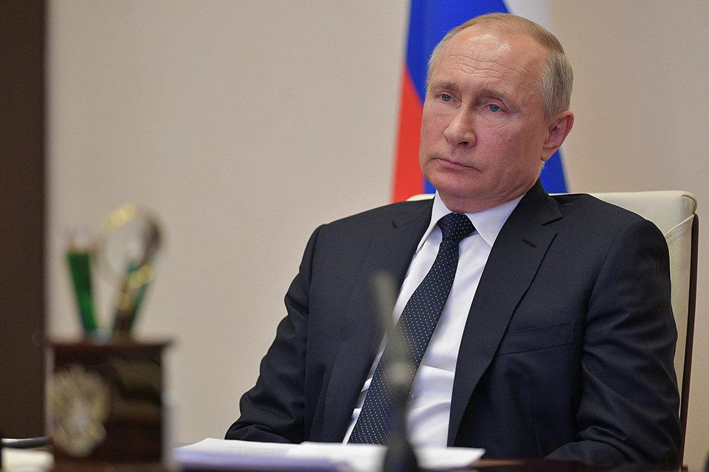 Кремль рассказал о заскучавшем из-за коронавируса Путине