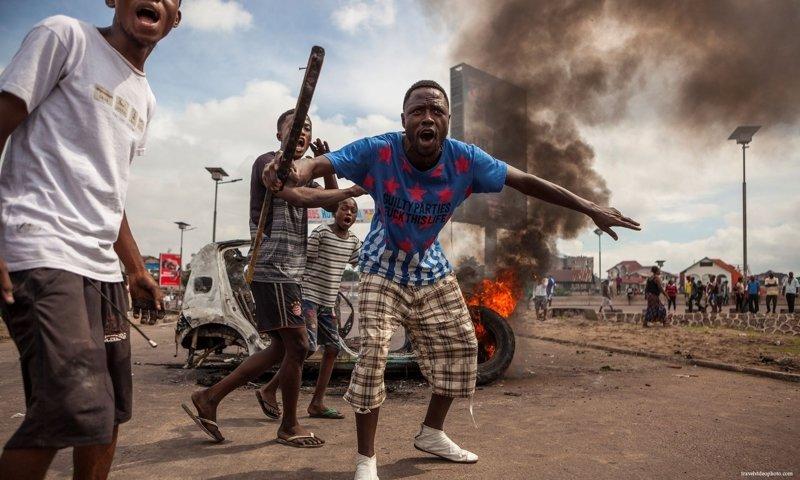 3. Демократическая Республика Конго африка, путешествия, экстрим