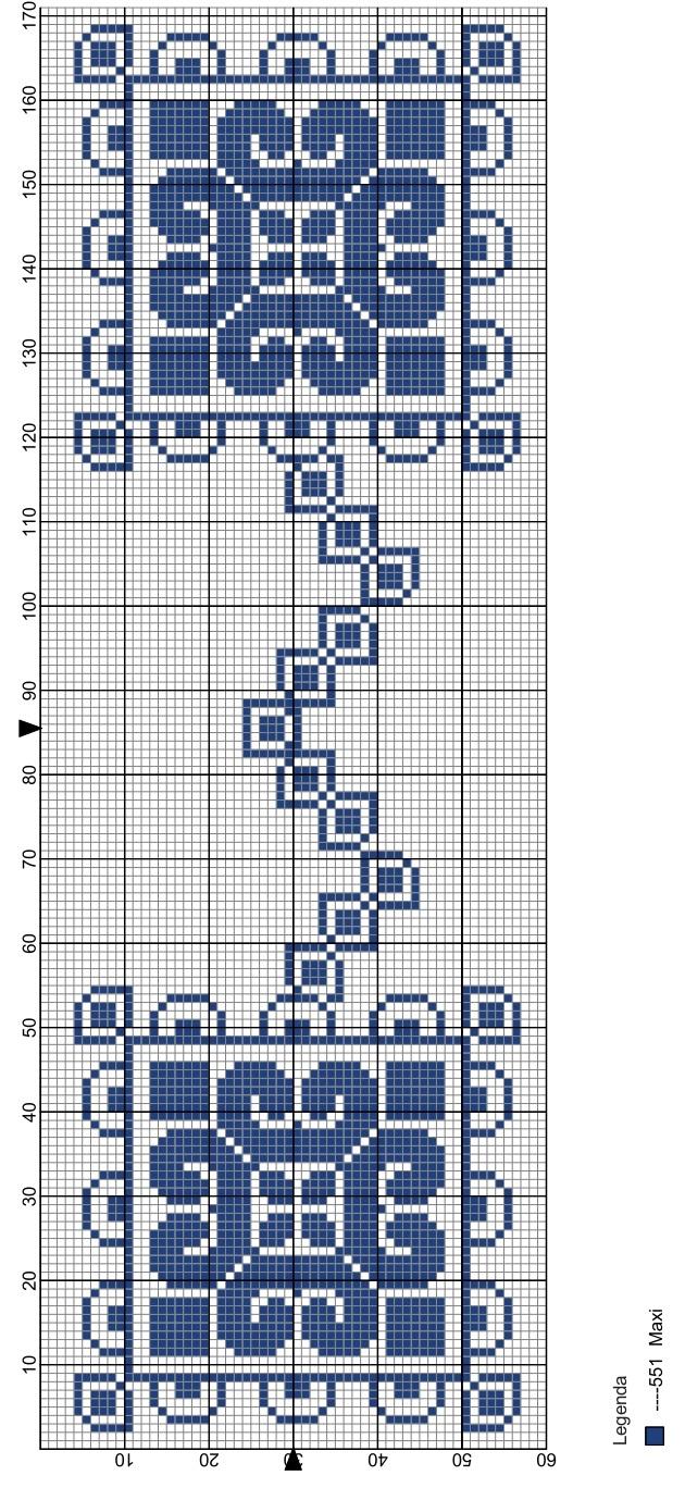 Вышивка крестом в морском стиле для постельного белья вышивка,рукоделие