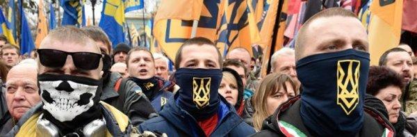 Во как... Украинские наци объявлены агентами Кремля