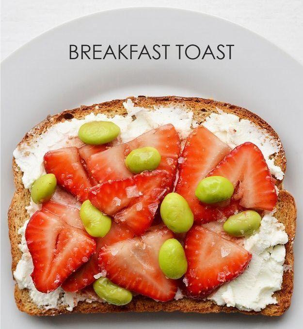 21 вариант приготовления необычных тостов на завтрак завтрак, кулинария