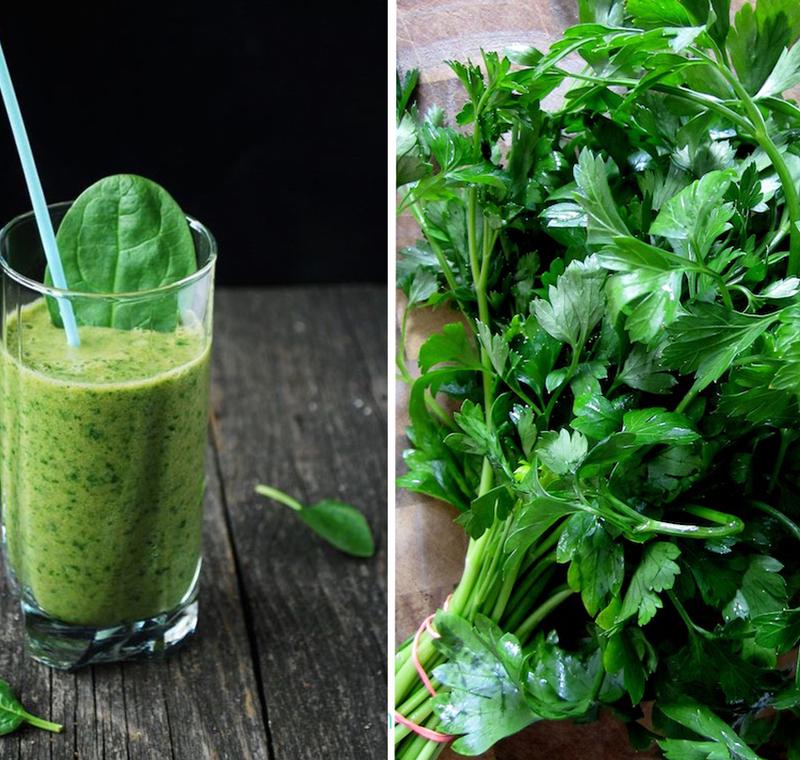 Этот зеленый напиток обладает очень мощными антиоксидантными свойствами