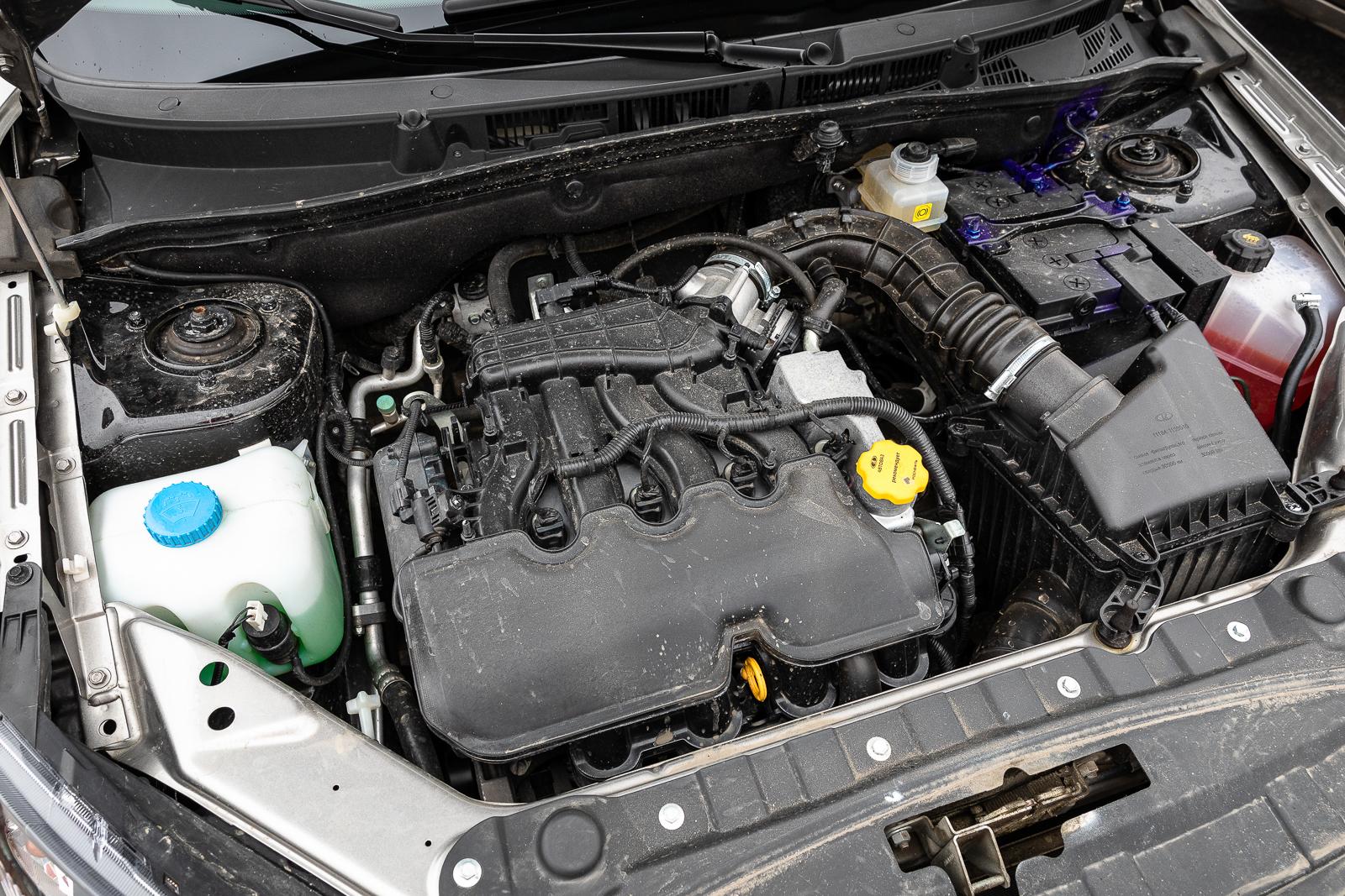 Дешевле — только пешком: «Лада Гранта» против почти «японца» Datsun