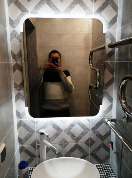 Муж сделал в квартире санузел похожий на общественный. Жена в панике интерьер и дизайн,ремонт и строительство