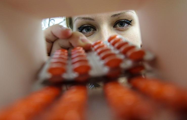 Минздрав РФ предлагает ограничить использование антибиотиков