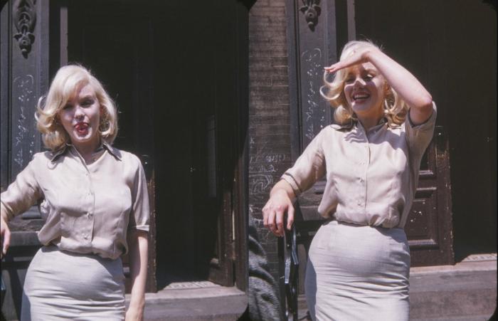 Впервые опубликованы неизвестные фотографии беременной Мэрилин Монро
