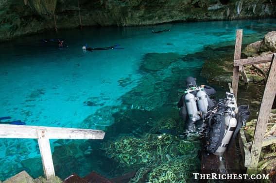 Подводные леса и реки море, океан, ужасы