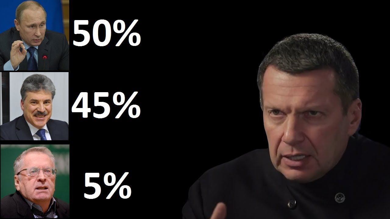 "45% у Грудинина было , сейчас даже страшно представить...""Фром май харт"""