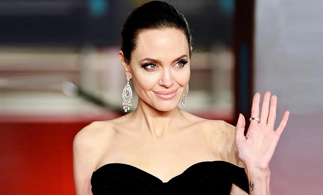 Люди в черном: Анджелина Джоли, Дженнифер Лоуренс, Марго Робби и другие звезды на церемонии BAFTA