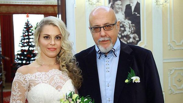 Давид Шнейдеров женился на д…