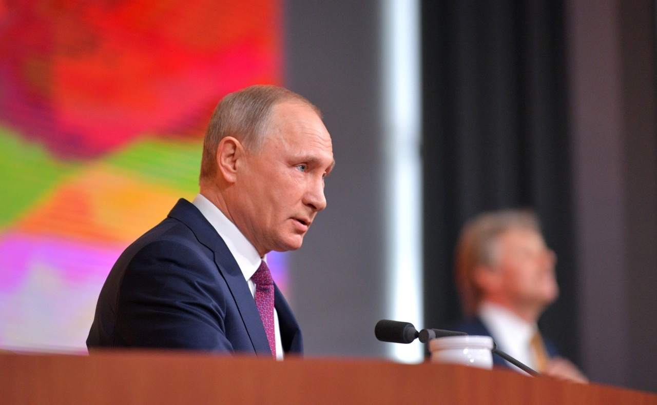 Как это делается в Мордоре: Путин дал урок европейской Украине