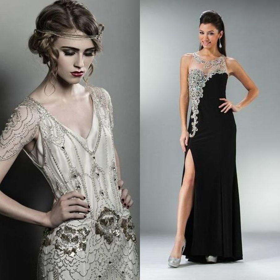 платья в стиле великий гэтсби фото напоминающий объемный халат