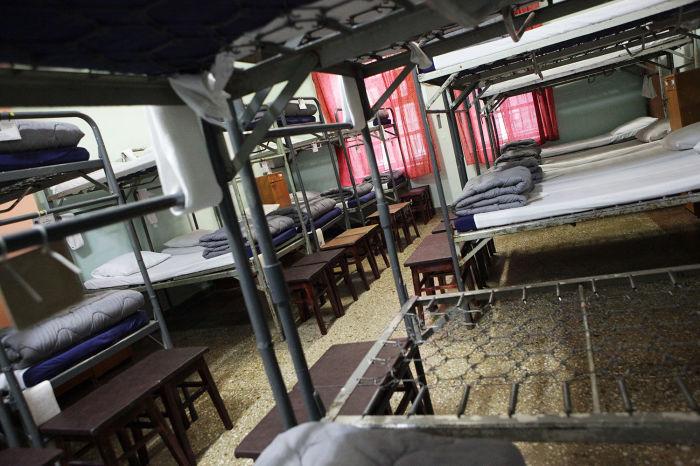 Одна из камер Бутырской тюрьмы. / Фото: www.sensum-club.pro