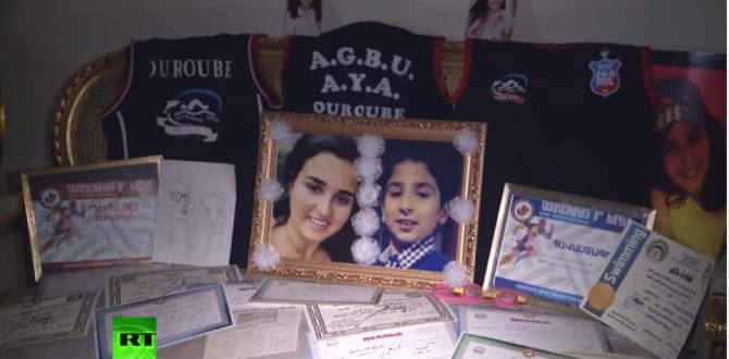 Отец погибшей в Сирии спортс…