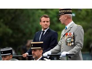 Французское Сопротивление: сметет ли «заговор генералов» прогнившую власть либералов? геополитика