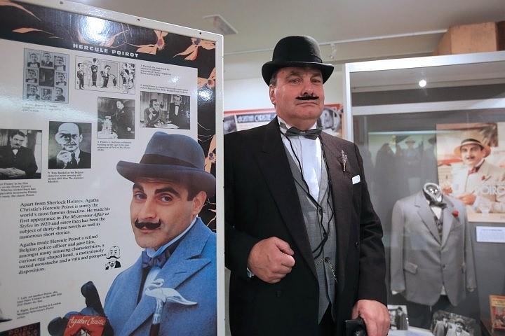 Посольство России о расследовании дела Скрипаля: нам нужен Пуаро