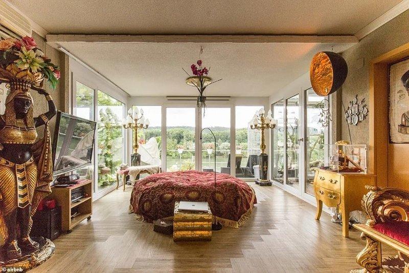 10. Обитель Алладина в Германии - 569 долларов за ночь Airbnb, аренда жилья, жилье, подборка, путешествия, разные страны, туризм, фото