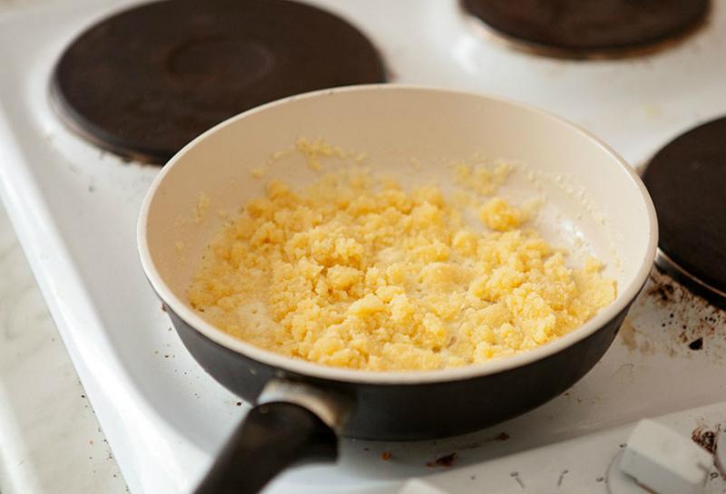 Для тех, кто не любит манную кашу, это блюдо из манки - просто открытие