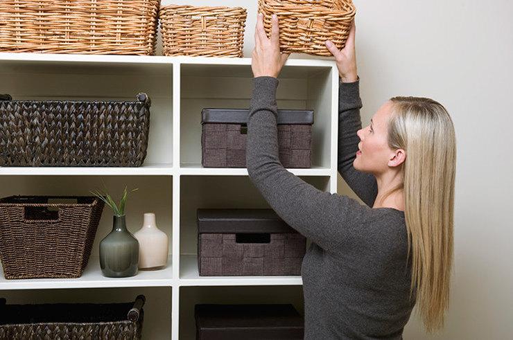 Как добиться порядка в доме