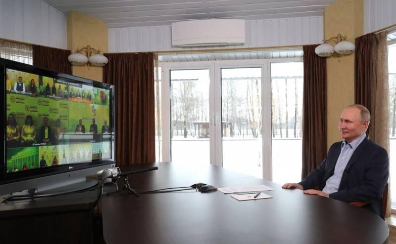 Немецкие СМИ рассказали об «ахиллесовой пяте» Путина