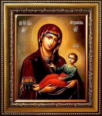 Икона Божьей Матери Муромская