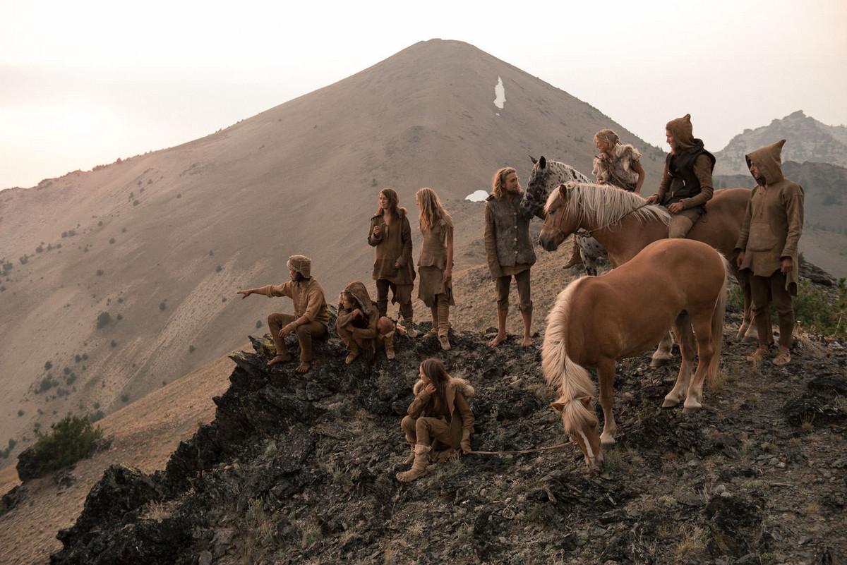 Назад в палеолит: охотники-собиратели 21-го века в фотопроекте «Живущие дикими» 3