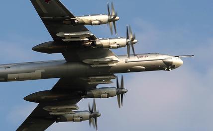 Пентагон очень устал из-за русских «медведей»