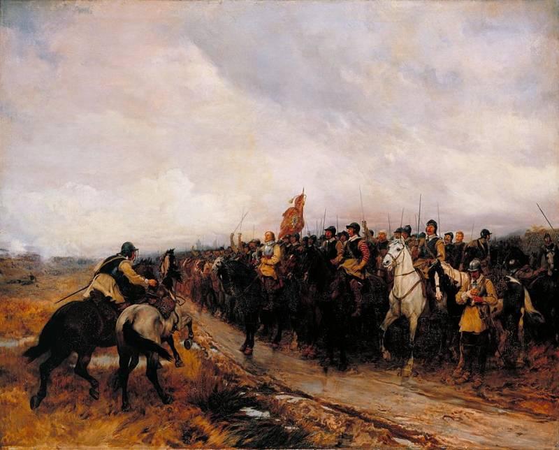 Английская бойня: кавалеры против круглоголовых история