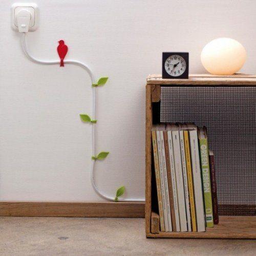 Как спрятать провода и кабели