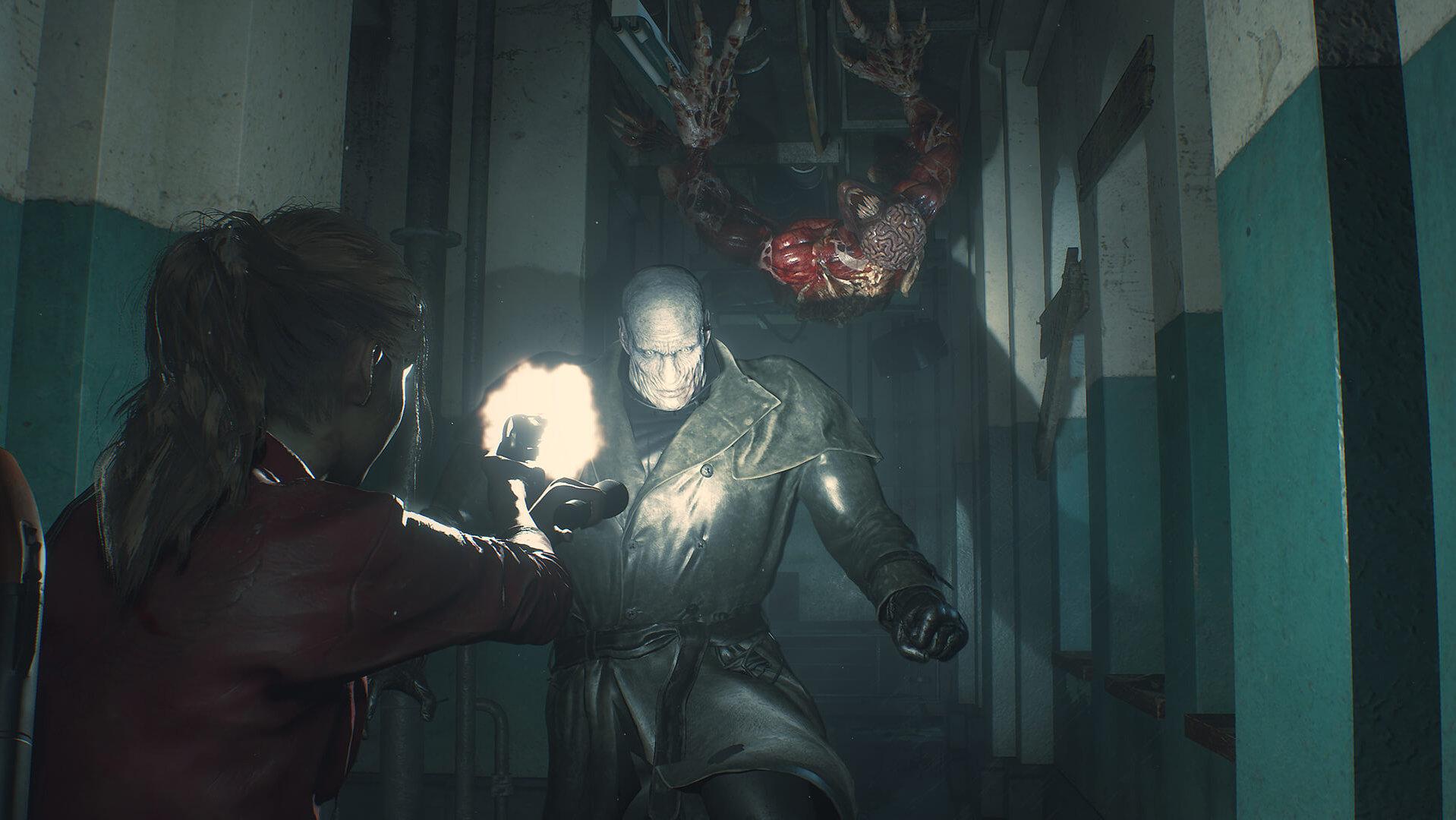 Фанаты Resident Evil пришли …