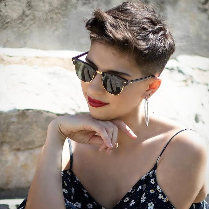 Двадцать пять красивых стрижек для стильных девушек