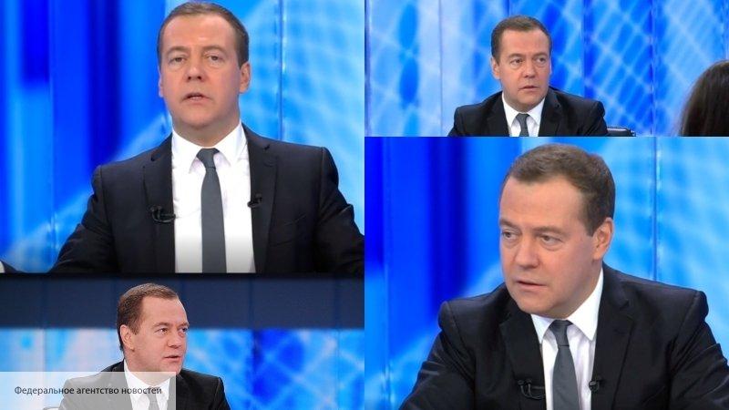 Дмитрий Медведев рассказал, …