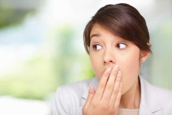 Избавьтесь от плохого запаха изо рта навсегда с помощью всего 1 простого ингредиента