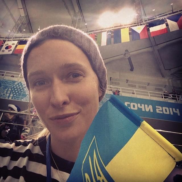 Катя Осадчая возмущена празднованием Дня России в Крыму