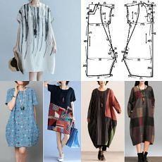 Его величество платье! Еще одна подборка для любителей шитья. handmake,одежда,шитье