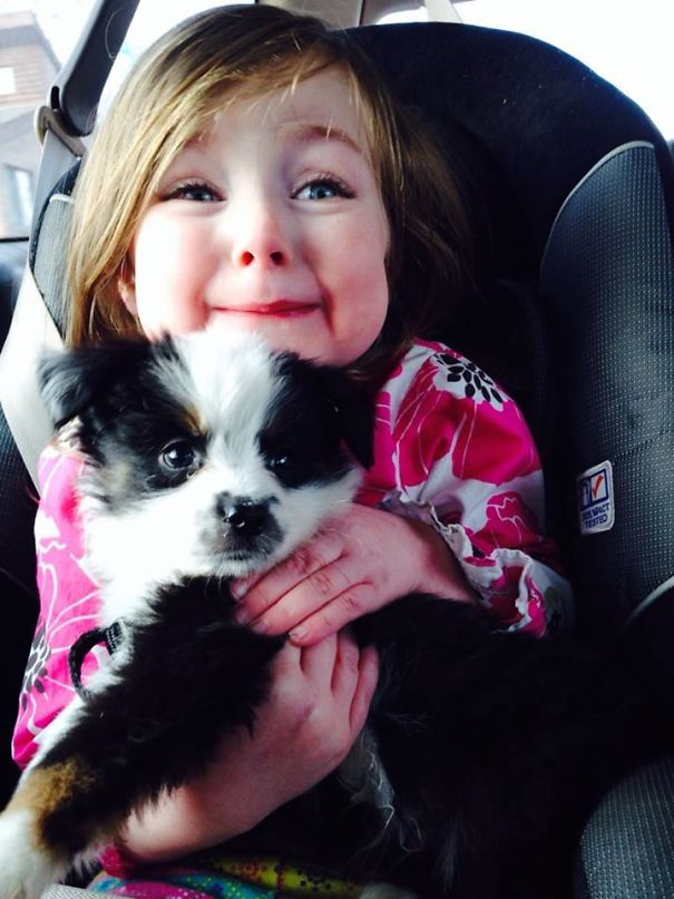 Счастье есть! 20 убедительных доводов, что ребенку просто необходима собака!
