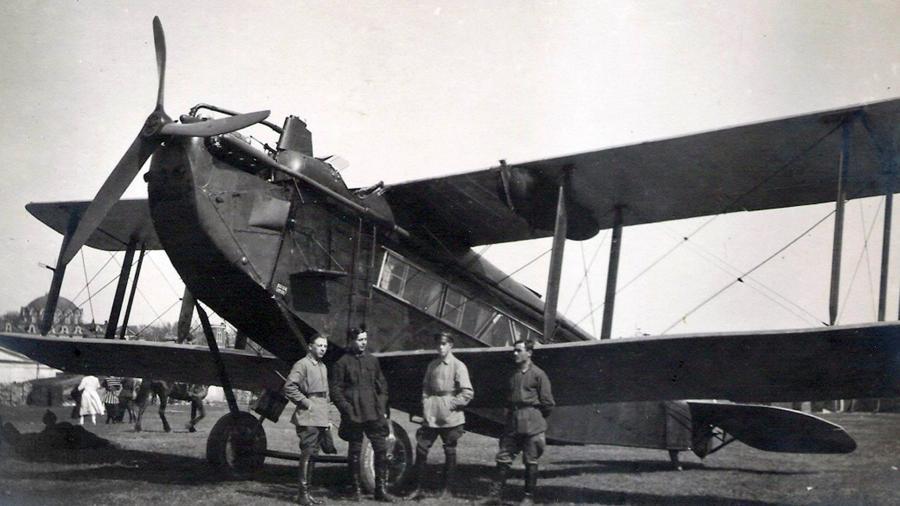 Высота вокруг: как первая русская школа авиаторов стала элитной