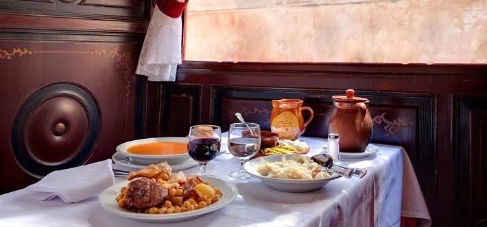 Пять блюд, которые стоит попробовать зимой в Мадриде
