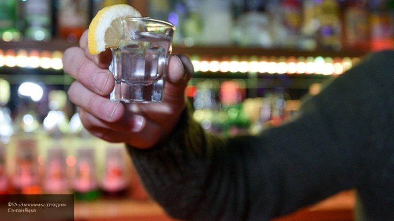 Эксперт назвала смертельную дозу водки