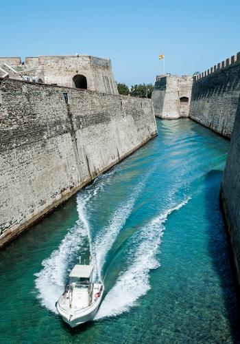 Королевские стены Сеуты