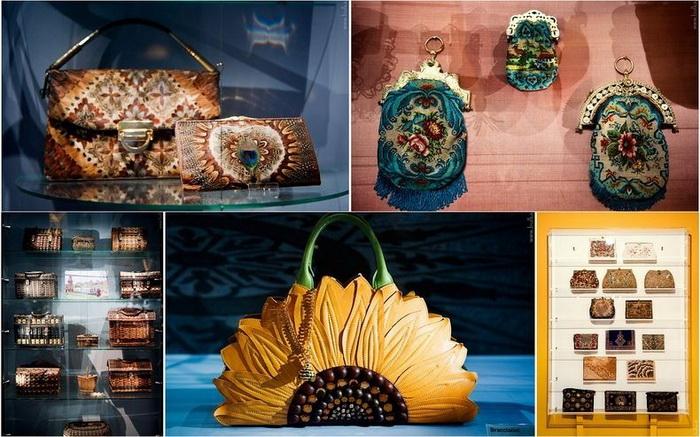 Рай для модниц: музей дамских сумочек и кошельков в Амстердаме